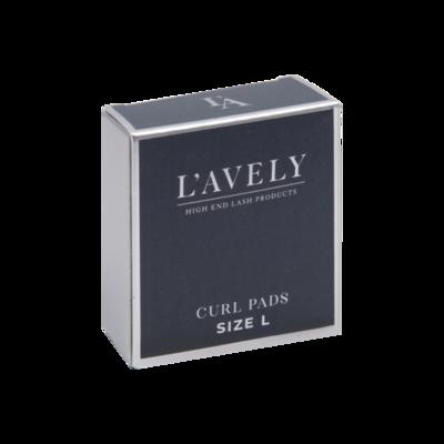 L'AVELY CURL PADS maat L (10 stuks)