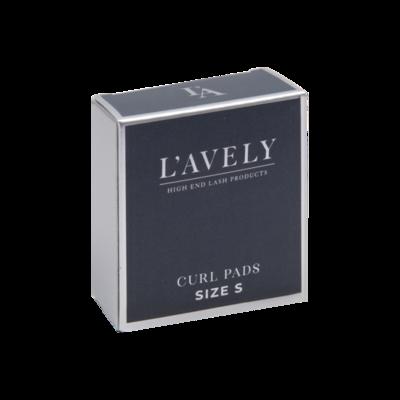L'AVELY CURL PADS maat S (10 stuks)