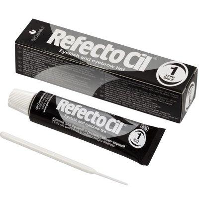 Refectocil Wenkbrauw & Wimperverf  zwart 1.0