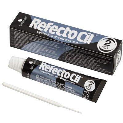 Refectocil Wenkbrauw & Wimperverf   blauw zwart 2.0